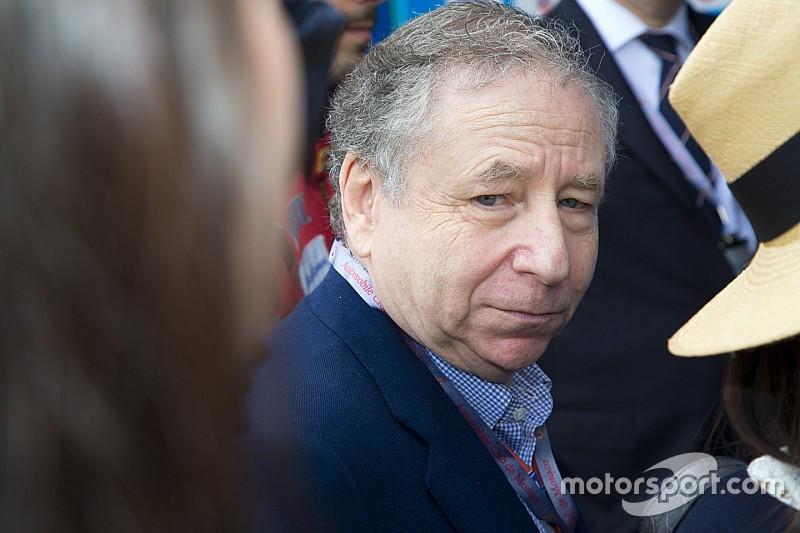 """""""F1 não está com câncer, só dor de cabeça"""" diz Jean Todt"""