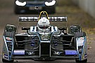 London Mayor laps Battersea Park track in Formula E car