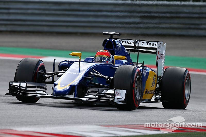 The Sauber F1 Team travels to Silverstone for the British GP