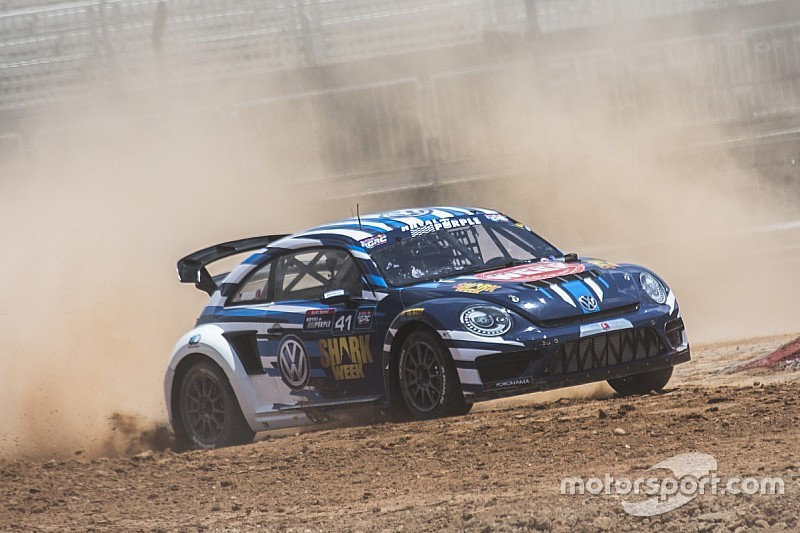 Volkswagen Andretti Rallycross team primed for round four in North Carolina