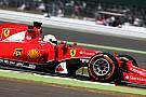 Vettel s'interroge au sujet de Mercedes à Silverstone