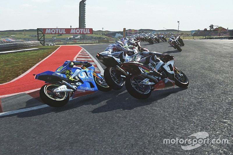 Vidéo - Découverte de MotoGP 15