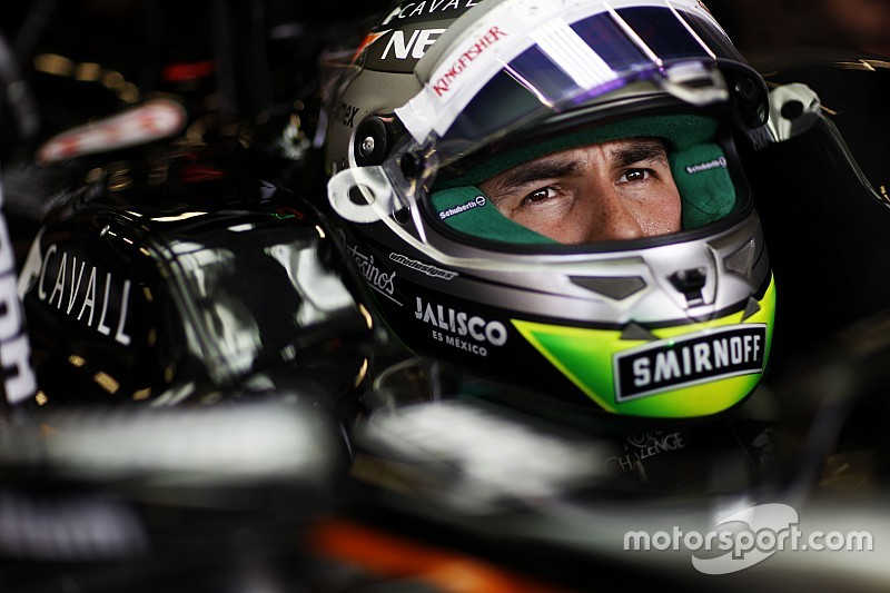 Перес: Force India сделала хороший шаг вперед