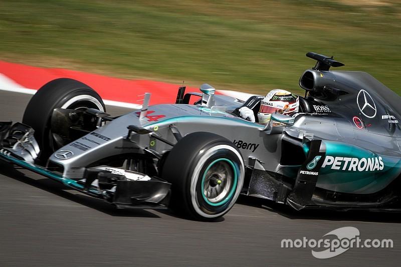 British GP: Hamilton sets blistering FP3 pace