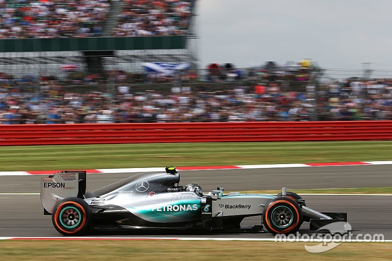 """Rosberg : """"Lewis était juste un dixième plus rapide"""""""