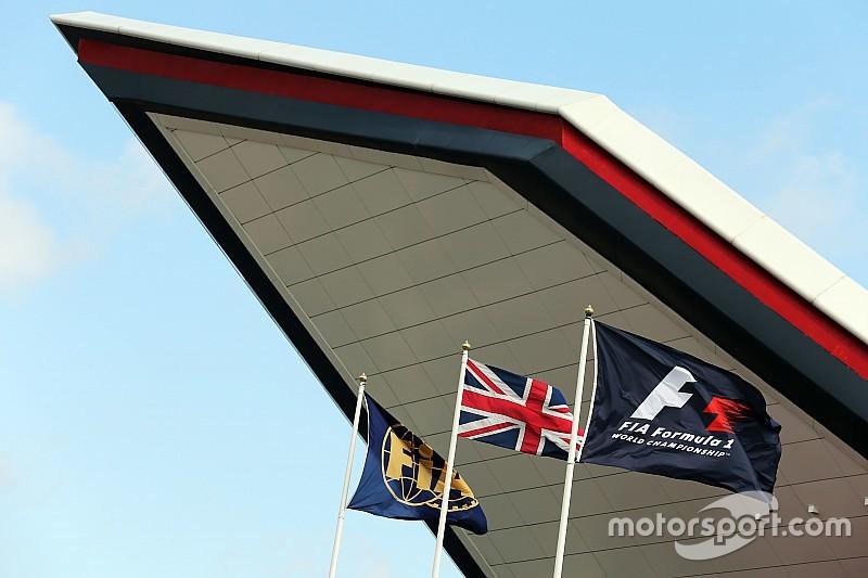 GP de Gran Bretaña: parrilla de salida
