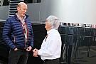 Экклстоун намекнул, что может вновь выкупить Ф1