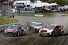Hansen en tête en Suède sur sa 208 devant les deux Ford, Solberg 4e