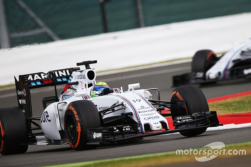 "Bottas ""disappointed"" to be told not to race Massa"