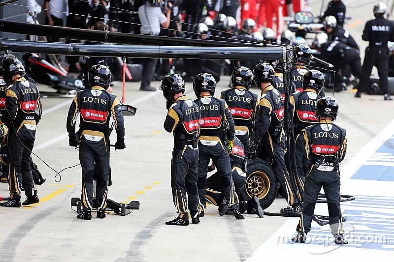 Картер: Lotus не получала предложений от Renault