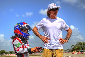 Kart Commentary There's only one Emerson Fittipaldi! Or is there?