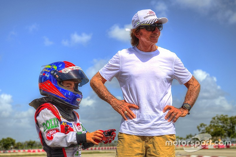 There's only one Emerson Fittipaldi! Or is there?