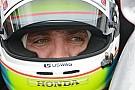 Уилсон проведёт за Andretti остаток сезона