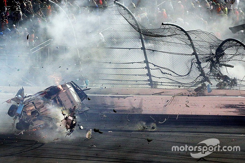 For NASCAR, the safety challenge continues