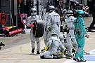 """Advierten a los equipos tras el """"falso"""" pitstop de Mercedes"""