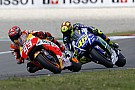 "Rossi: Marquez is ""not out of championship"""