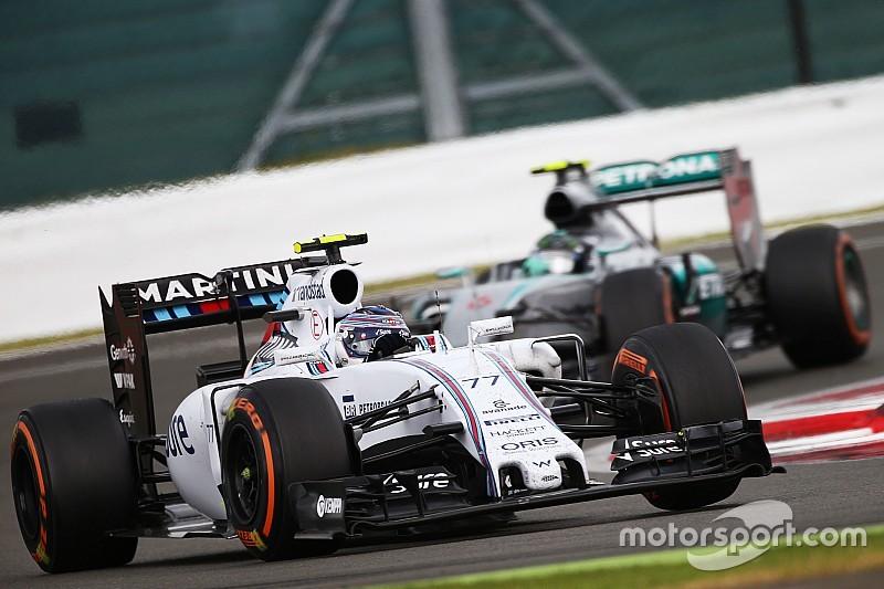 Bottas es importante para el mercado de fichajes, dice Massa