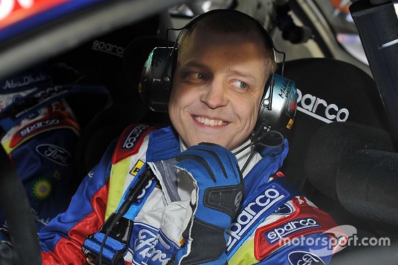 Hirvonen correrá en Dakar con un Mini