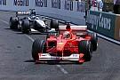 GP de France 2000 - Quand la défense en piste de Schumacher faisait débat