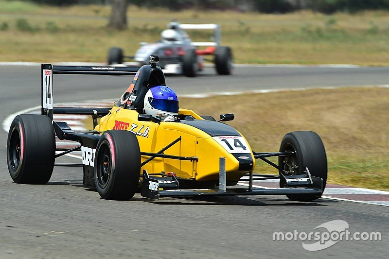 Narendran triples up his wins this weekend