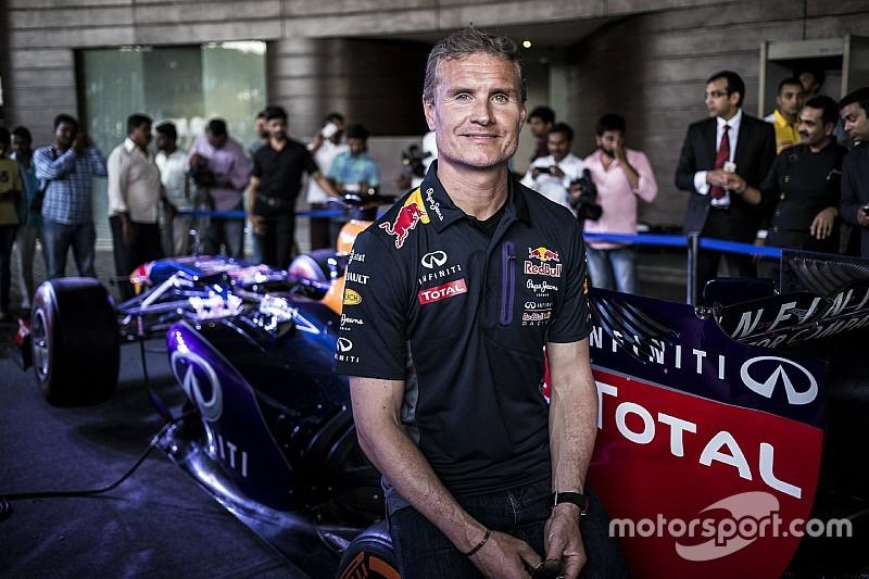 Coulthard - Le danger fera toujours partie de la F1