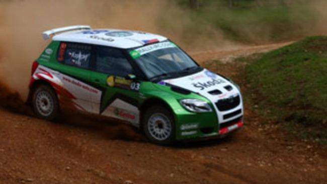 Kopecky approda nel Campionato Italiano Rally
