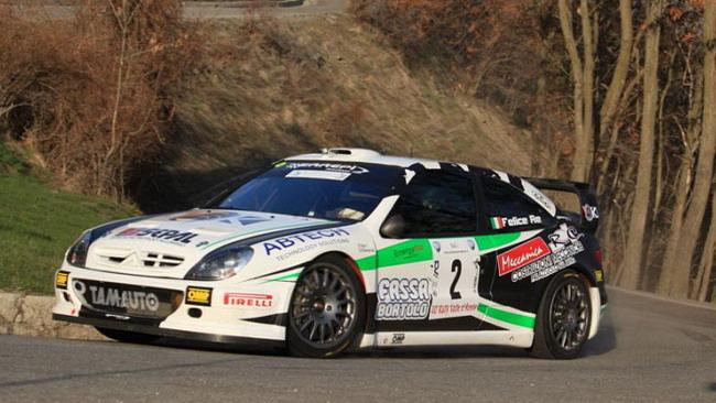 Re trionfa nel Rally della Valle d'Aosta