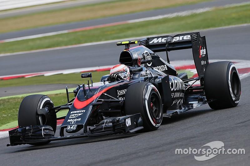 Hungaroring snapshot from McLaren-Honda