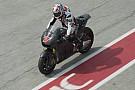 La Honda prova la ciclistica 2016 nei test di Misano