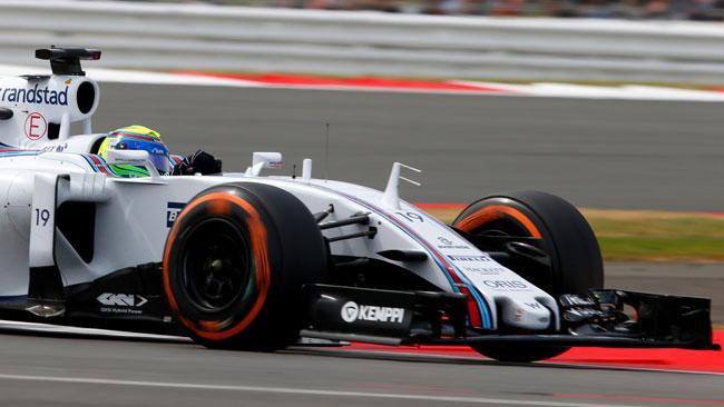 """Massa: """"Contento di essere davanti alle Ferrari"""""""