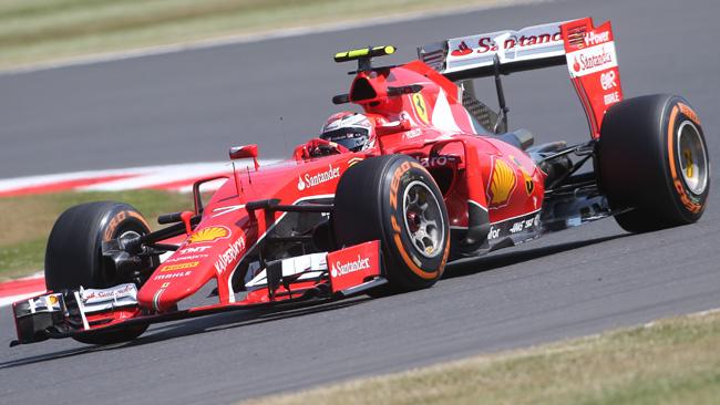 Ferrari: un problema al flussometro per Raikkonen