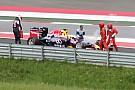 Red Bull Ring, ore 17,04: Ferrari seconda, RB11 ferma!