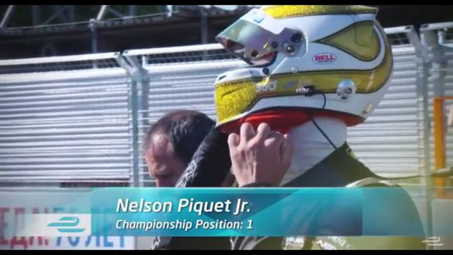 In un video la stagione pre-Londra di Nelson Piquet jr