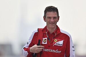 Формула 1 Комментарий Эллисон опроверг слухи об уходе из Ferrari