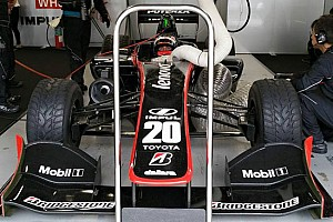 Super Formula Qualifiche Prima pole in Super Formula per Caldarelli al Fuji