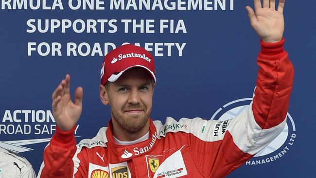 """Vettel: """"Abbiamo una buona macchina anche in gara"""""""