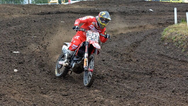 Tim Gajser svetta nelle prove in Germania