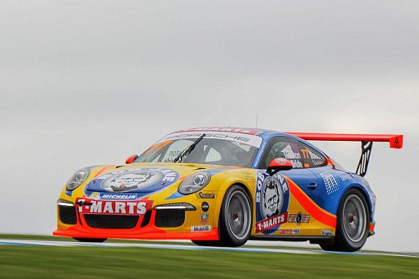 McBride signs last-minute Spa Porsche deal
