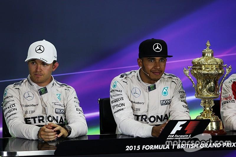 Пилоты Mercedes подписали соглашение