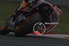 C'è un nuovo scarico sulla Honda di Marc Marquez