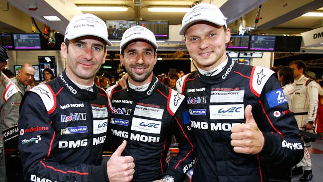 24 Ore di Le Mans: Jani, Bernhard, Hulk saranno al via