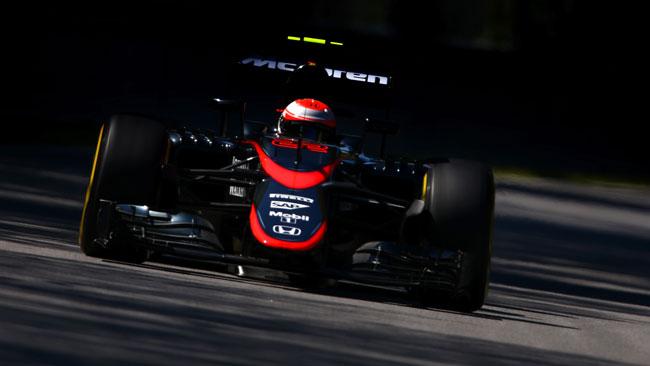 Jenson Button non prenderà parte alle qualifiche