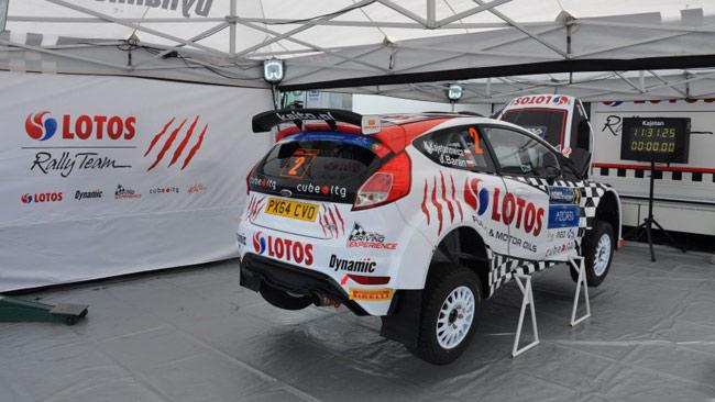 Terza Ford Fiesta R5 per Kajetan Kajetanowicz