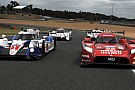 Mini test sul Bugatti di Le Mans per i team ufficiali