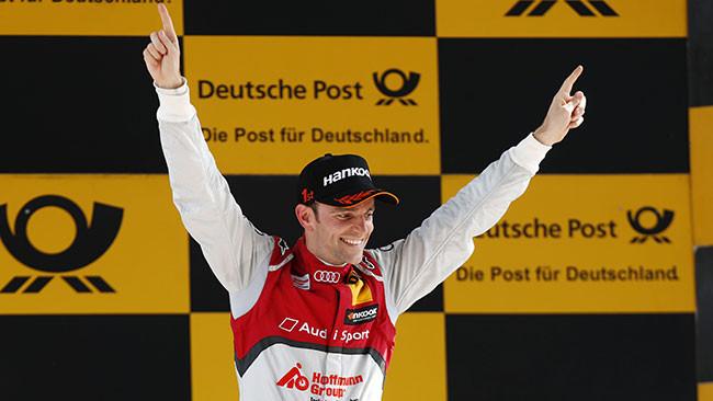 Audi completa il dominio al Lausitzring con Green