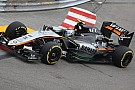 Force India: fallito il crash test del muso corto