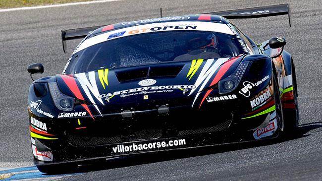 Alex Balzan regala la pole di gara 2 alla Villorba Corse