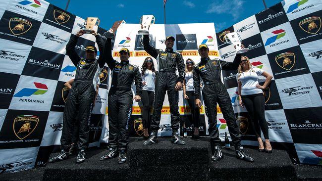 A Laguna Seca la seconda gara è di Sbirrazzuoli