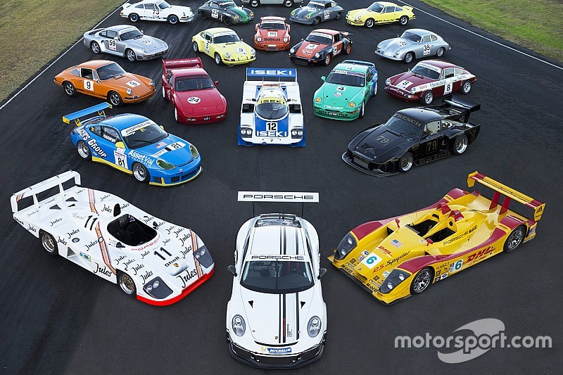 Porsche Rennsport returning to Australia