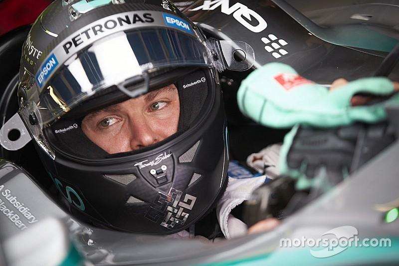 Тост включил Росберга в число лучших пилотов Ф1